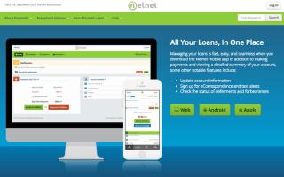 Nelnet Student Loan
