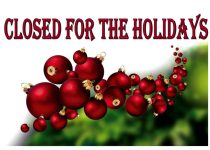 Office Closed for Holiday Messages