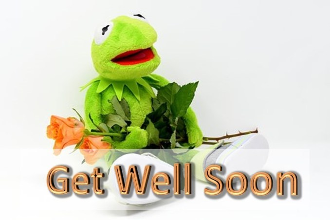 Funny Get-well-Soon Messages