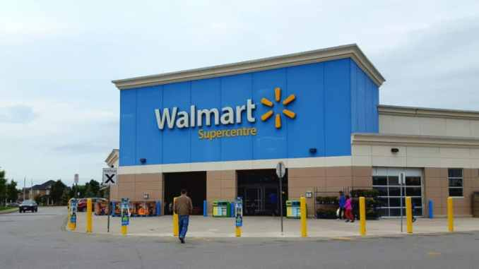 Best Price Matching Policies, Walmart