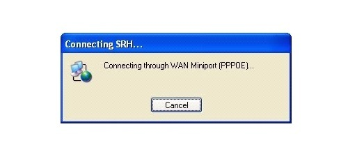 How to Connect to the Internet Through a WAN Miniport