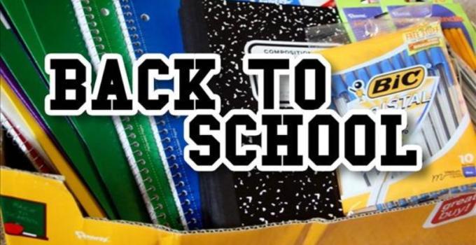 Get Free School Supplies