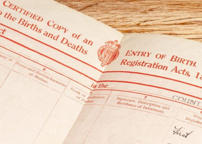 How to Order a Replacement Birth Certificate