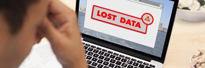 Get Prepared for Data Loss