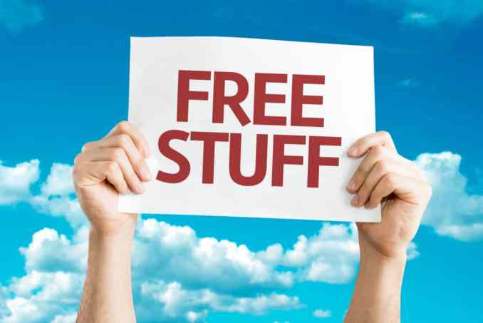 Save Money And Get Free Stuff