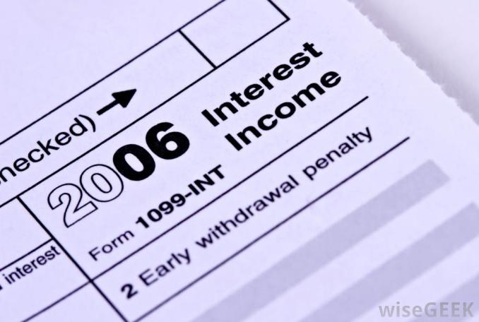 Form 1099-INT-Interest Income: What You Need To Know