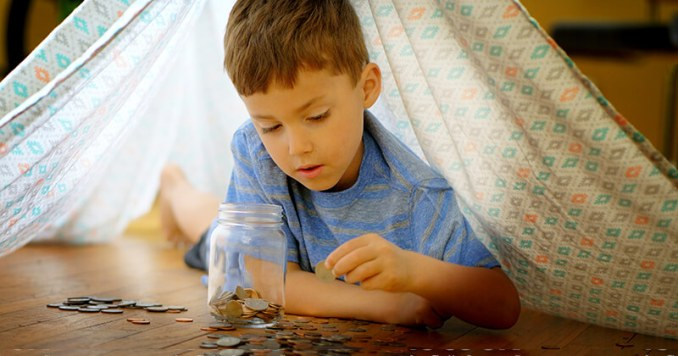 Savings Accounts for Kids