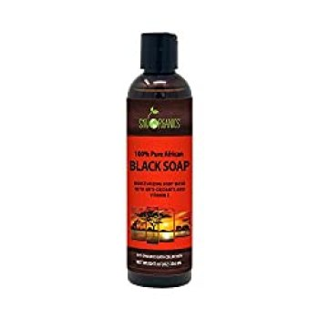 Organic African Black Soap from Sky Organics