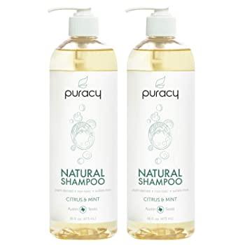 Puracy Natural Daily Shampoo