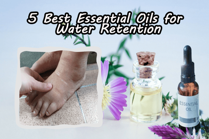 5 Essential Oils for Water Retention in your Body (2020 Updates)