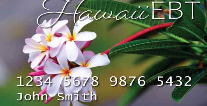 Hawaii SNAP Benefits & The Eligibility Criteria