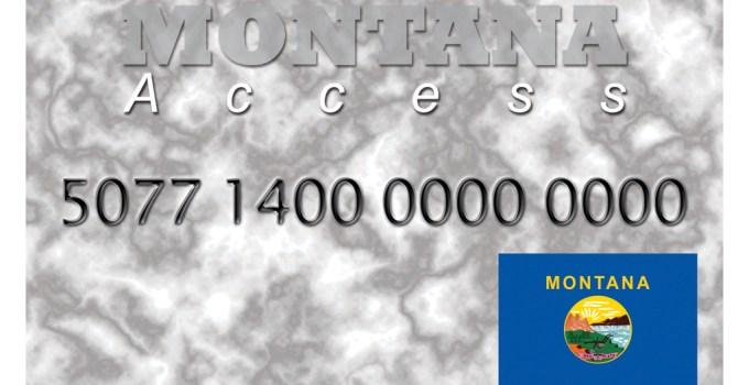 MontanaEBT Card Balance