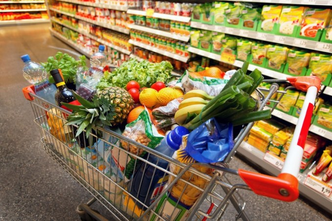 How do I buy food and items with my EBT Card?