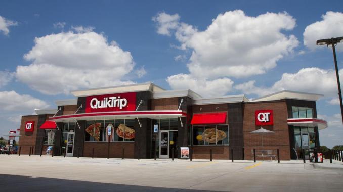 Quik Trip Money Order: