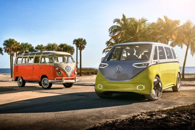 Volkswagen Electric Microbus 2020: What We Know So Far