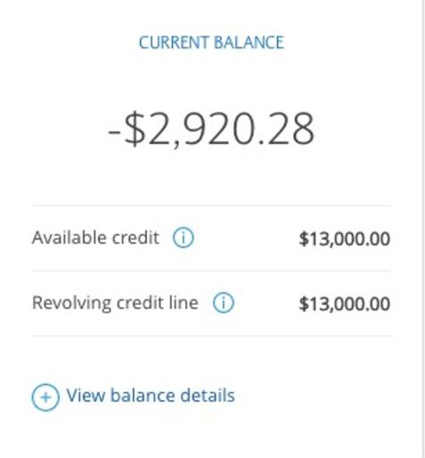 Does a negative balance affect your credit score and credit limit?
