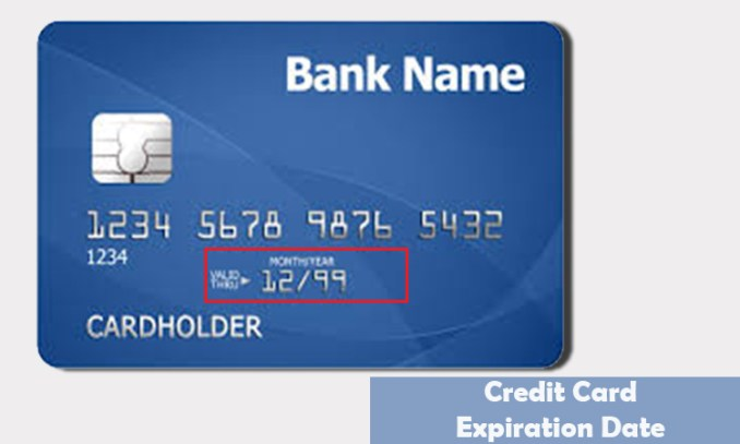 How to Find Your Credit Card Expiry Date