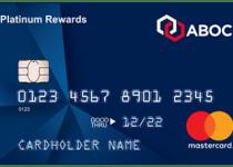 ABOC Platinum Rewards MasterCard