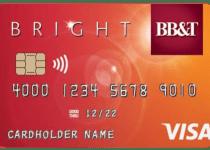 BB&T Bright Card