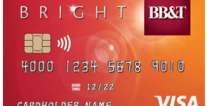 BB&T Bright Card