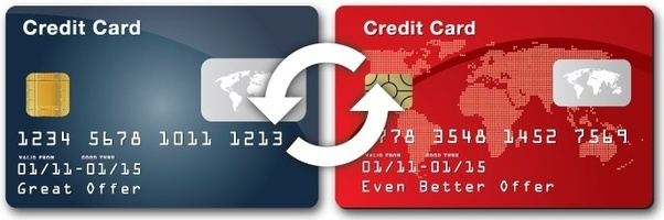 Why a balance transfer allows you to pay one card with another card