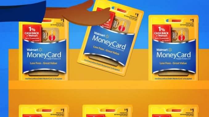 Walmart MoneyCard: Walmart MoneyCard as a Checking Account