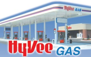Hy-Vee Gas Station