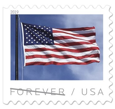 Forever Stamps and Mail Service Price Range