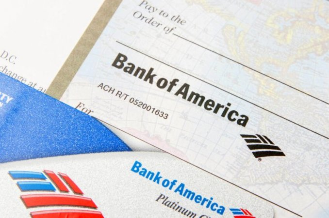 Bank of America Application and Reconsideration Line