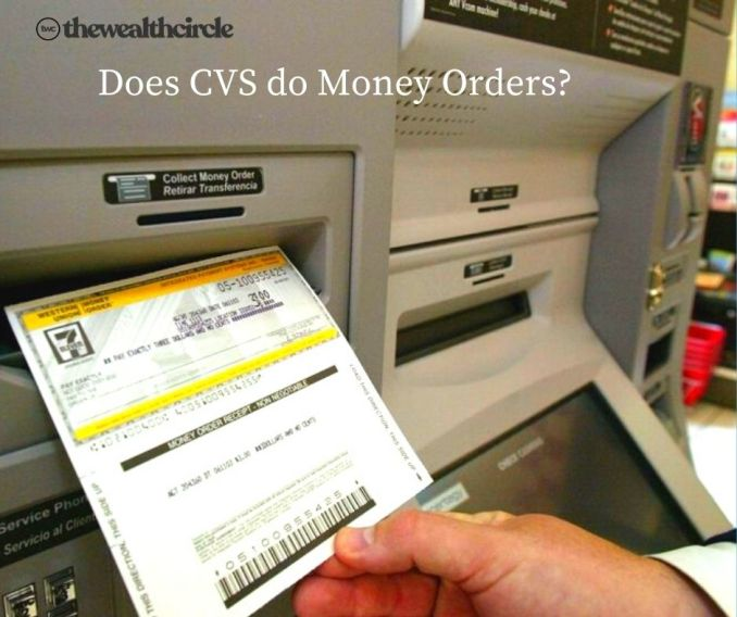 Does CVS Sell Money Orders?
