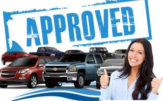 Bad Credit Auto Loan for 2020