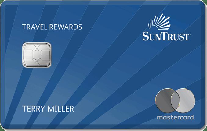 Suntrust Credit Card Application Status: