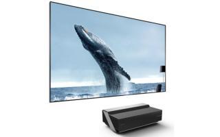 Hisense L10 Series 100-inch 4K UHD Laser TV