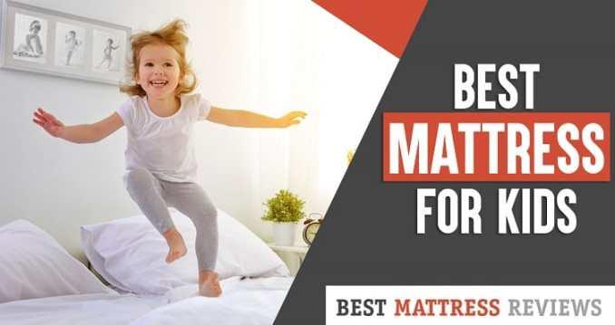 The Best Mattresses for Kids in 2020: Full Family Guide