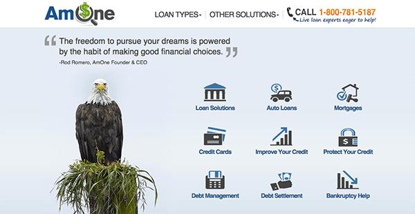 AmOne Loans