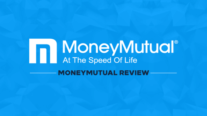 MoneyMutual - Services Offered by Money Mutual Review 2020