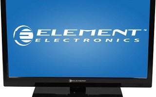 Element ELEF 195 19-Inch 720P HDTV