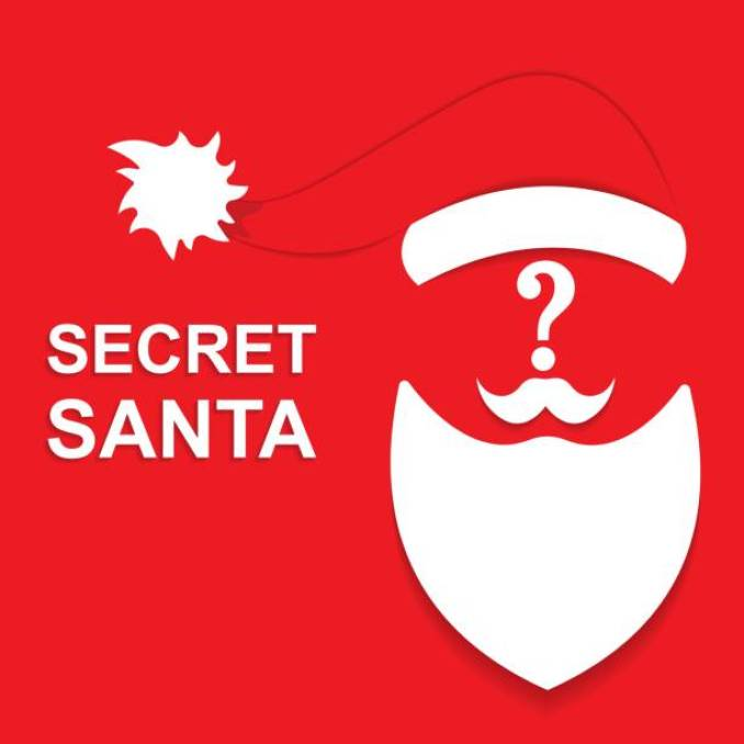 65 Best Secret Santa Sayings, Messages & Quotes