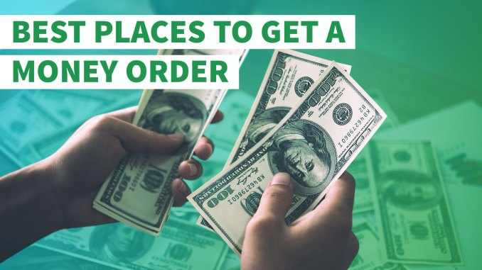 How and Places to Cash a Money Orders Near Me in 2020
