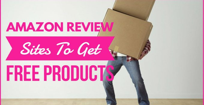 What are the Amazon Review Sites for Free Products?