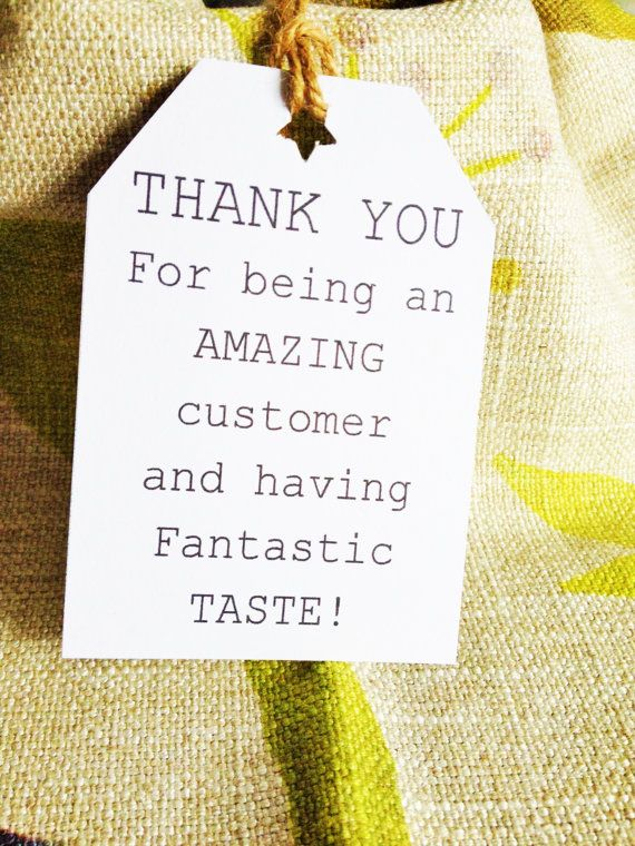 We are indebted to you for your purchase.