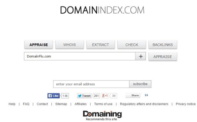 DOMAININDEX.com