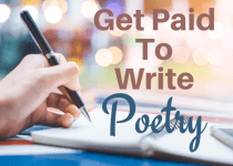 How to Get Paid Writing Poetry: 10 Ways to Your Earn Money