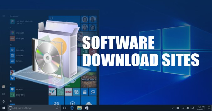 10 Best Websites To Legally Download Software for Free