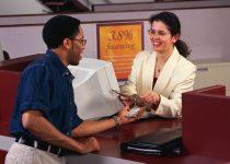 Working as a Bank Teller