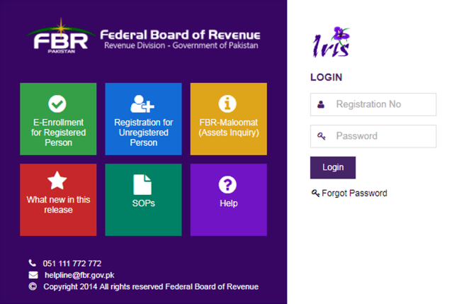 How to File Your Income Tax Return with FBR