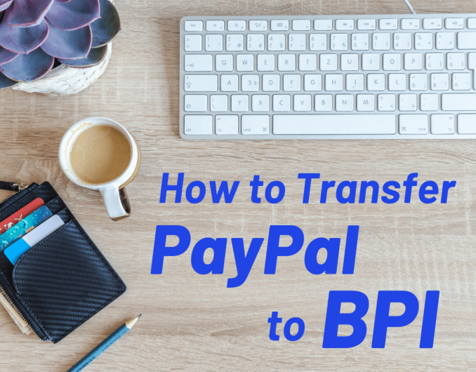 how to transfer money from paypal to bpi