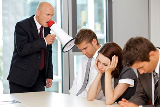 How to handle a Hostile Work Environment
