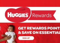 Huggies Rewards: How to Get Free Stuff for You and Baby