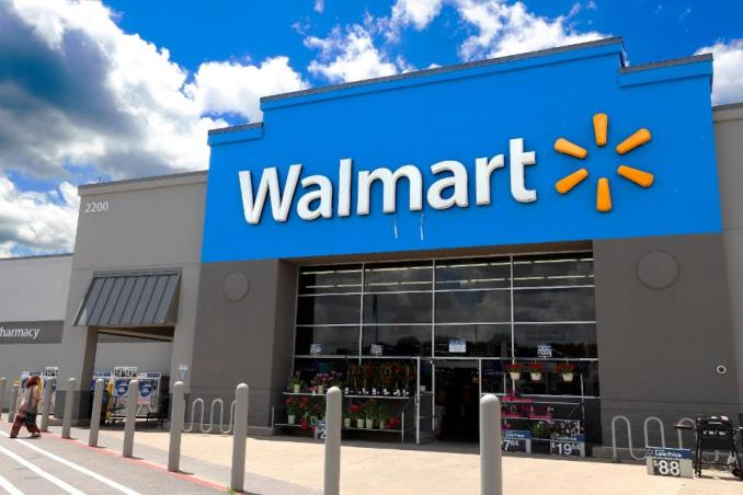 Sales of Alcohol at Walmart